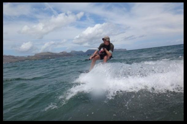 board 170x50 flysurfer XL