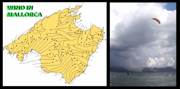 wind in mallorca our kiteschool kitesurfing mallorca com kiteblog