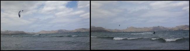 1 kitesurfing lessons in Mallorca August kite jump clinics