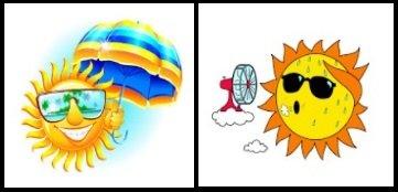 3 wind und wetter in Mallorca Juni bis August