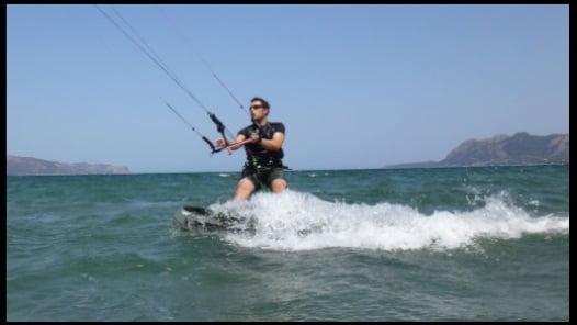 4 gebrauchte Kiteboards kaufen auf Mallorca