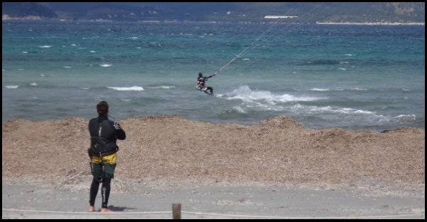 9 someone should watch you while kitesurfing
