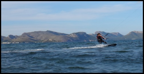 kite courses in May in Mallorca kitesurfing club Mallorca see on tripadvisor
