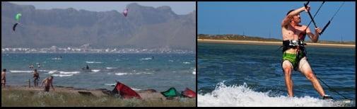 kitespot Mallorca Sa Marina mallorca kiteschool in June kite lessons