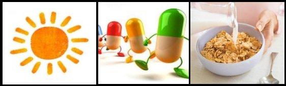 vitamines and sun exposure mallorca kiteschool blog in June