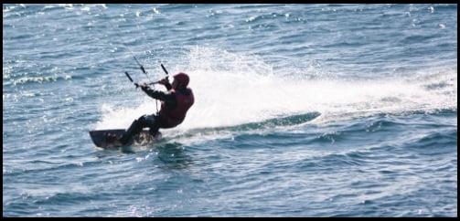 webcams und webseite info Mallorca kitesurfen schule