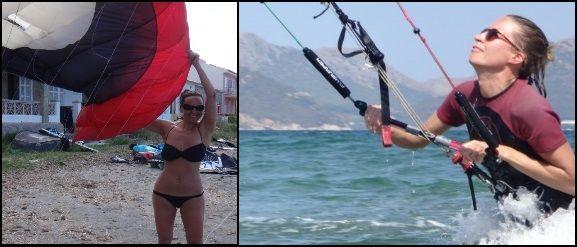 1 Beach Action Kitesurfschule auf Mallorca