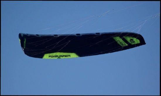 1 kitesurfen mallorca die Fantastiche SONIC FR 18