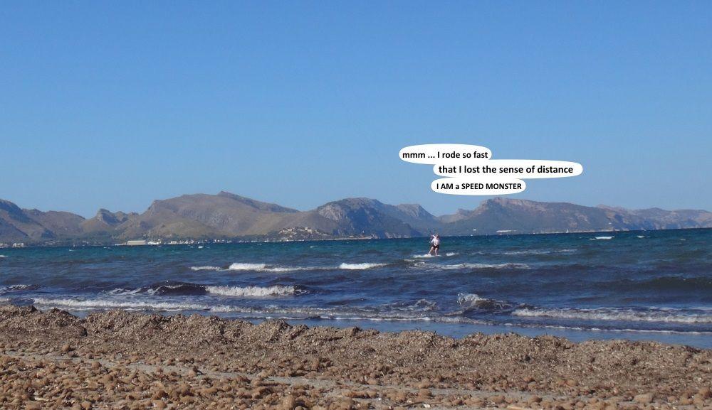 11 Santa Ponsa kite school Mallorca course in July