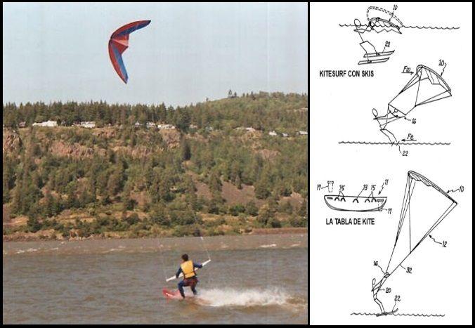 2 Cory Roeseler kitesurfen am Gorge River