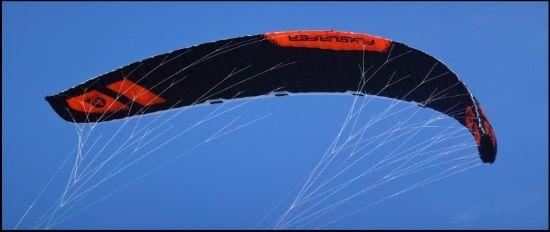 2 SONIC FR in the air Mallorca kite test