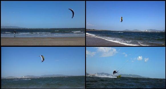2 flysurfer kiteschule mallorca kiteblog Speer 4 size 8 mts deluxe