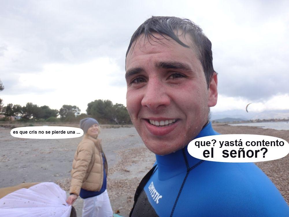 aprende kite en Palma de Mallorca cursos en Junio Julio y A>gosto