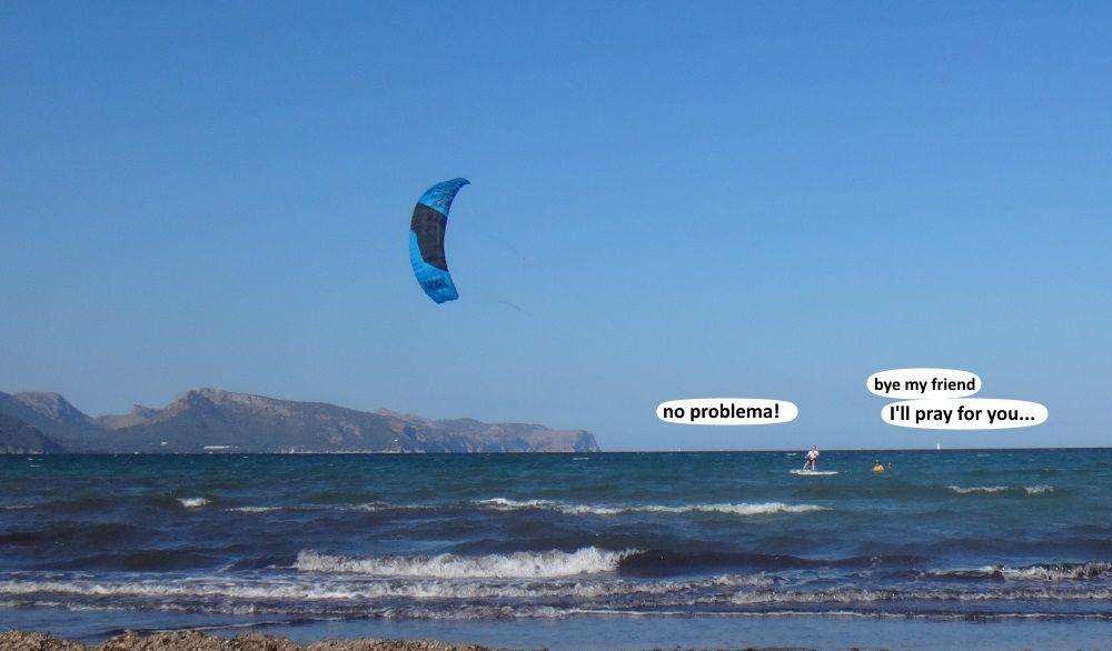 5 arenal kitesurfing school mallorca with carsten