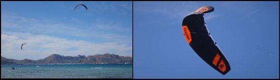 9 upwind like never before kiteschule alcudia beach