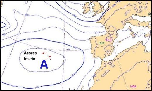 Açores Inseln kitesurfen Mallorca kiteblog