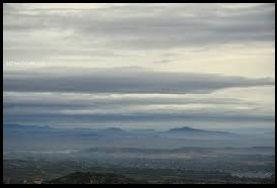 STRATUS … Niedere Schichtwolken kiten lernen mallorca Art der Volken