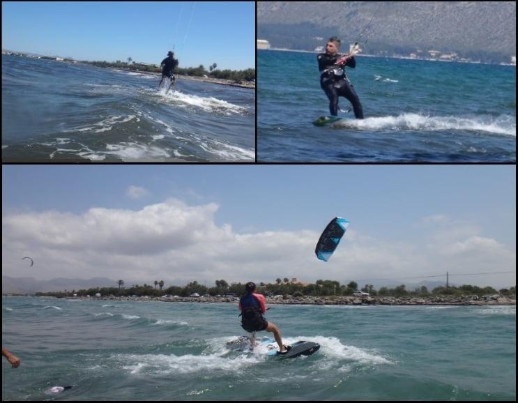 kiten-lernen-in-Mallorca kiteboarding mallorca Pollensa