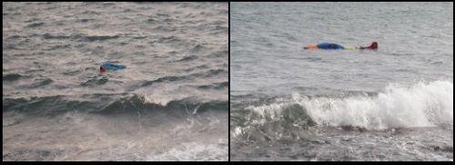 kiteschule auf mallorca Windfalls auftreten, es kann Reissströmungen geben