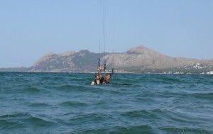1-kitesurfing-mallorca Joseph kite course july