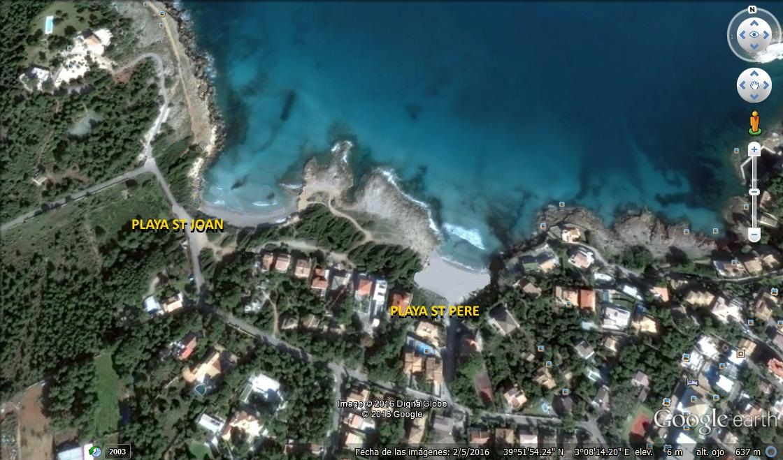 las-dos-playas-Alcudia mallorca kiteschool