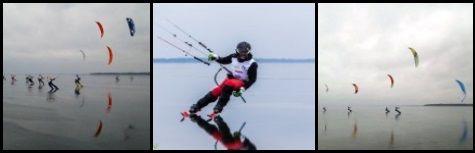 1 mallorca kiteschool learn kitesurfing World Ice and Snow Sailing