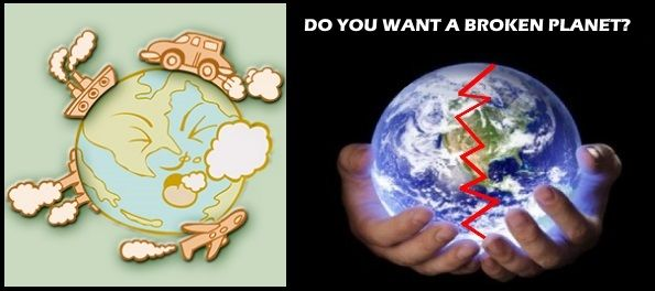 1 quieres romper el planeta