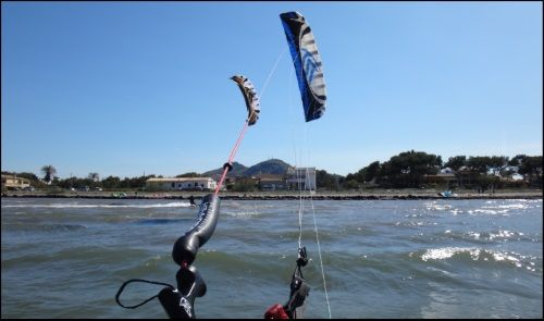 11 come to kitesurf in Mallorca