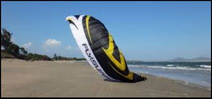 2 Flysurfer Speed 4 Deluxe 8 meters
