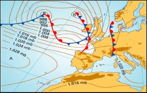 2 meteorology in Mallorca kitesurfing lessons Mallorca kiteschool