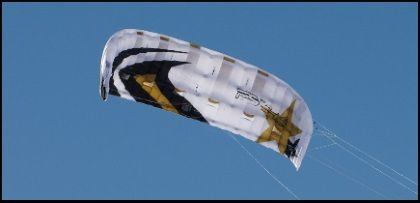 5 flysurfer Psycho 4 Deluxe 12 meters