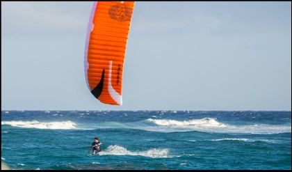7 Flysurfer Speed 5 DLX cloth 15 meters