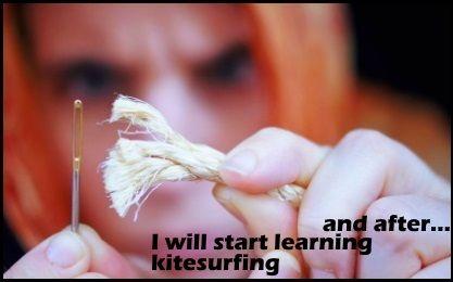 clases de kitesurf es facil si aprende con la asociacion aprende a navegar