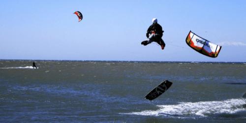 death kite loop sicheres unfall