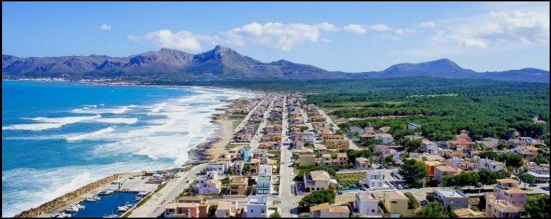 1 Son Serra bild der strand
