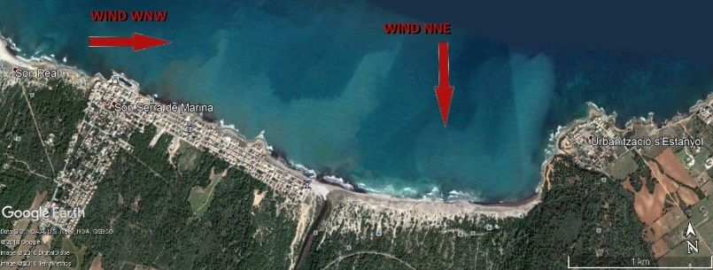 winds in Son Serra