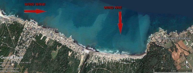 winds in Son Serra