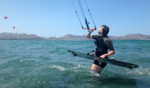1 Mallorca kitesurfing club tripadvisor best kite lessons in Pollensa