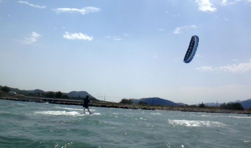 12 learn kitesurfing in 3 days Mallorca kiteschool in June