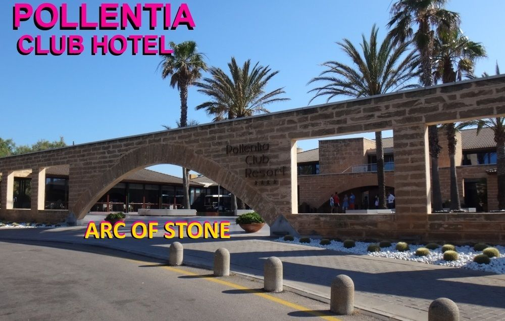 5-HOTEL POLLENTIA punto de encuentro mallorca kiteschool