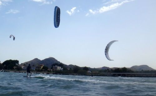 7 first kitesurfing lesson in Mallorca beginners kite course