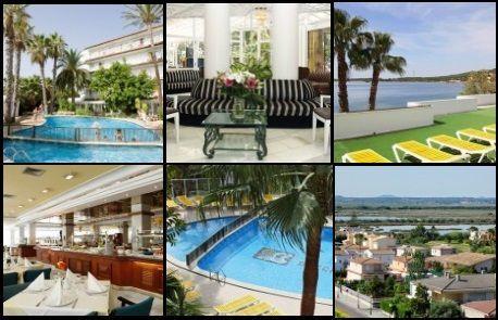 hoteles en Alcudia y Polensa