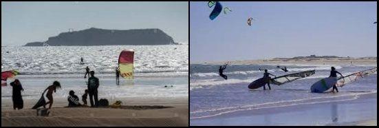 Essaouira wind kiteblog mallorca kiteschool