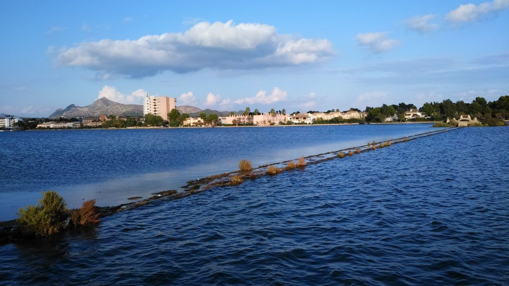 16 -Lago-Mayor-Alcudia-downwind-left-side-with-south-wind-pollensa-kiteschool-blog