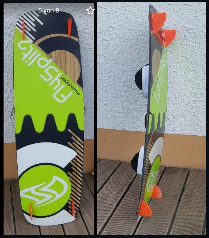 twintip split flysurfer