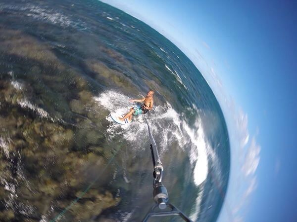 10 aprende kite en Mallorca y viaja a Mauritius
