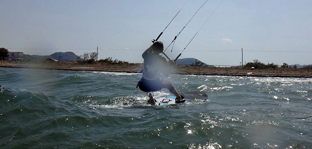 3 - kitesurf en Mallorca - Peak flysurfer