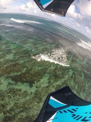 4 Isma kite in Mauritius