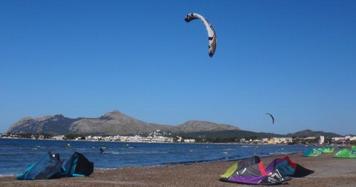 4-flysurfer-Speed-3-21-mts-kitesurfen-Pollensa-Bucht