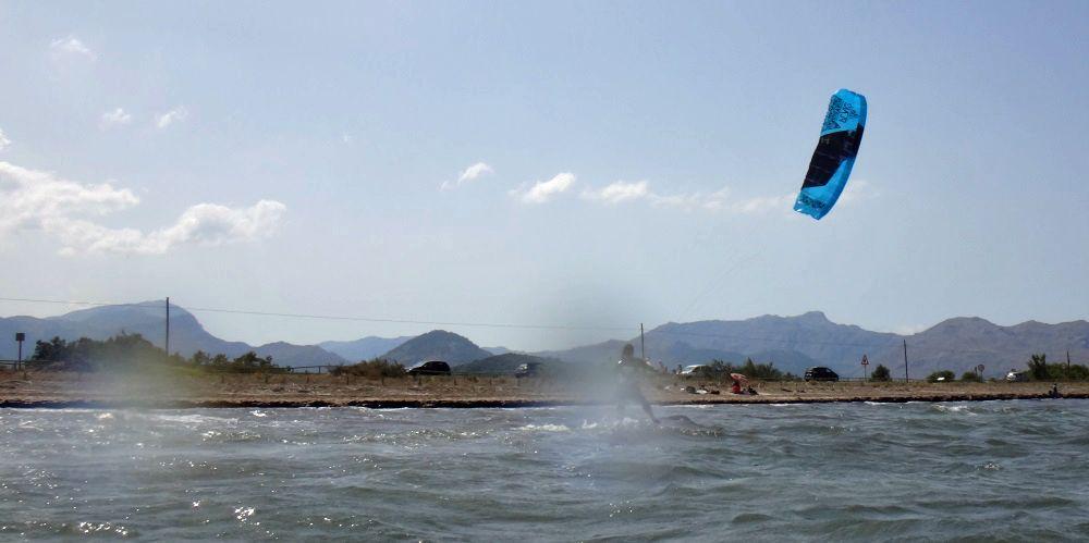 5 - kitesurfing spot en Mallorca - Peak flysurfer